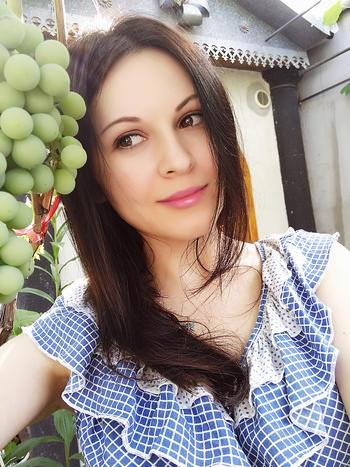 Woman from Moldova