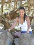 Mujer de Mauritius